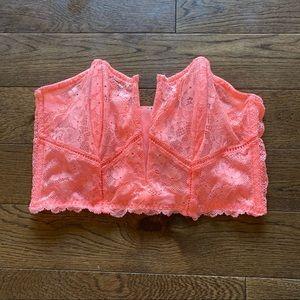 Victoria's Secret Corset Bra